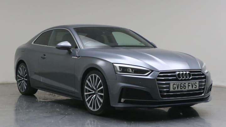 2016 used Audi A5 2L S line ultra TDI