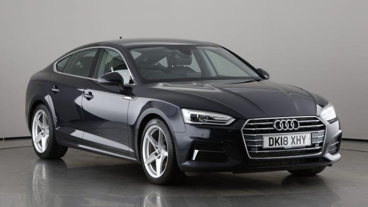 2018 used Audi A5 2L Sport TFSI