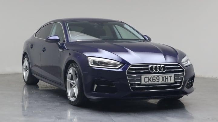 2019 used Audi A5 2L Sport TDI