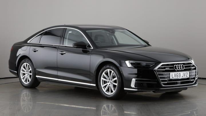 2019 used Audi A8 3L Sport TDI V6