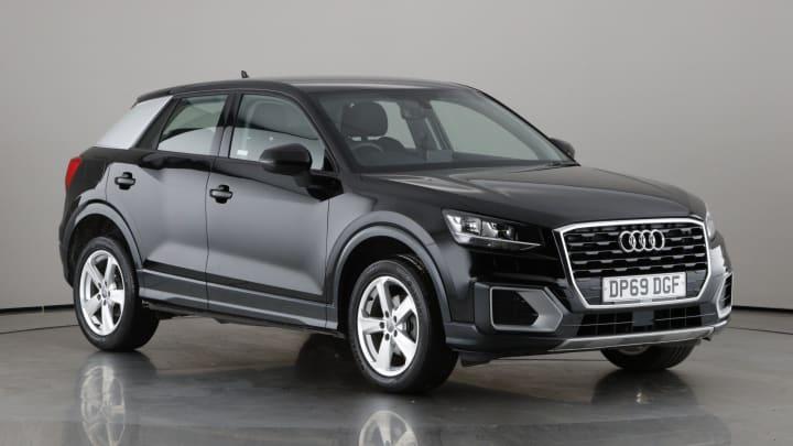 2019 used Audi Q2 1L Sport TFSI