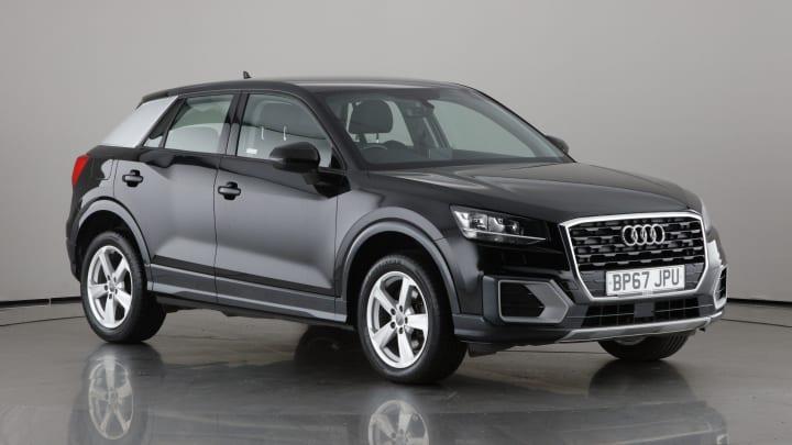 2017 used Audi Q2 1.6L Sport TDI