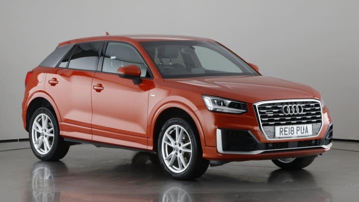 2018 used Audi Q2 2L S line TFSI