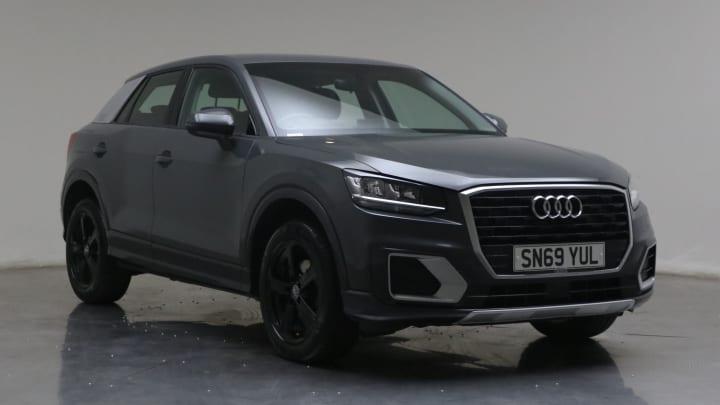 2019 used Audi Q2 1.6L Sport TDI