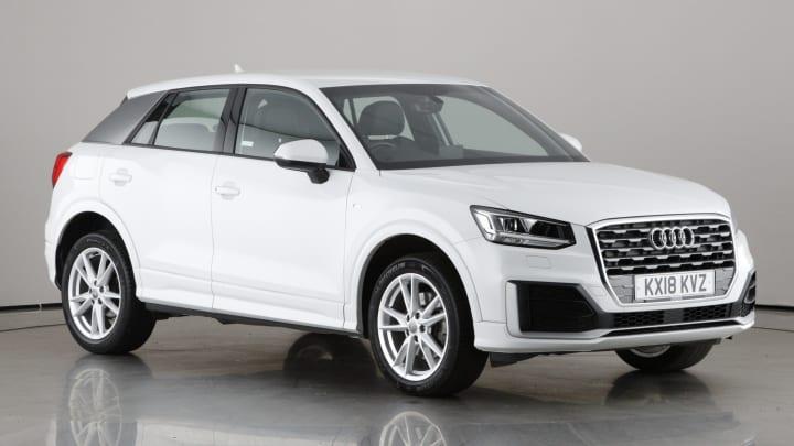 2018 used Audi Q2 1.6L S line TDI