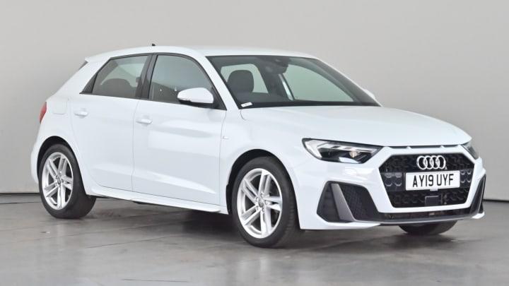 2019 used Audi A1 1.5L S line TFSI