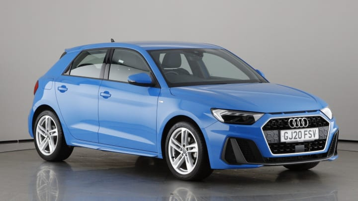 2020 used Audi A1 1L S line TFSI