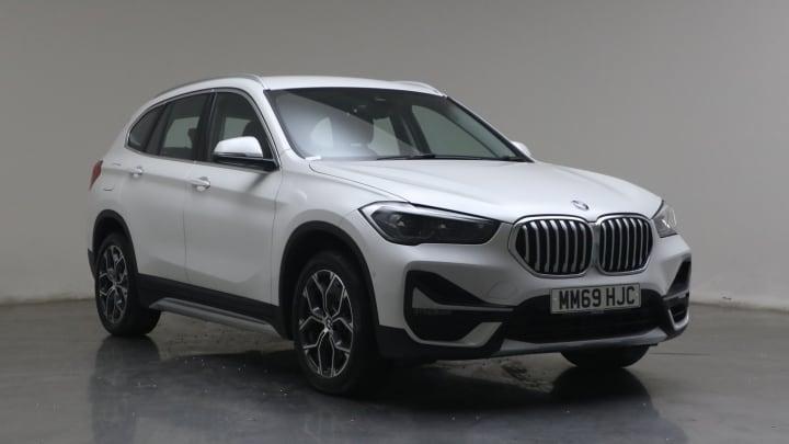2019 used BMW X1 2L xLine 20i