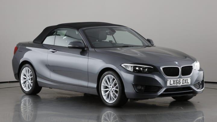 2017 used BMW 2 Series 1.5L SE 218i