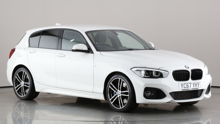 2017 used BMW 1 Series 1.5L M Sport Shadow Edition 118i