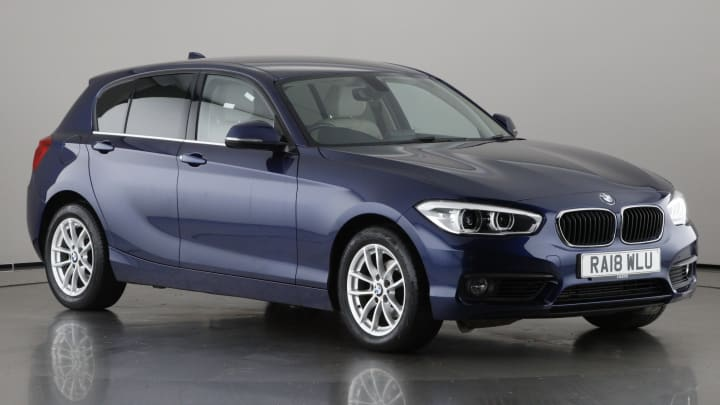 2018 used BMW 1 Series 1.5L SE 118i