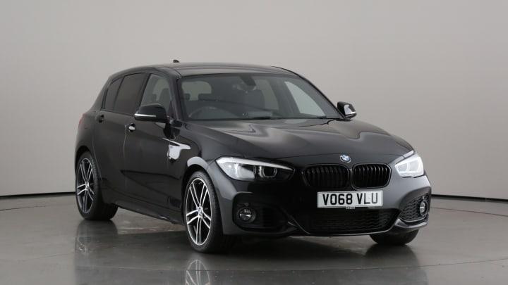 2018 used BMW 1 Series 1.5L M Sport Shadow Edition 118i