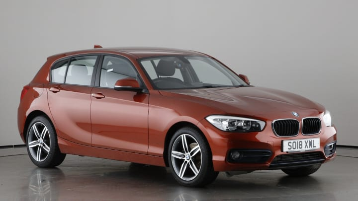 2018 used BMW 1 Series 1.5L Sport 118i