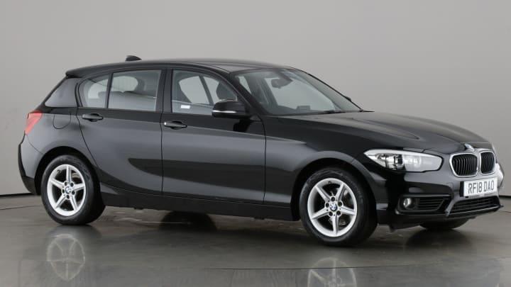 2018 used BMW 1 Series 2L SE 118d