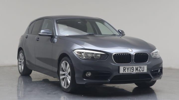 2019 used BMW 1 Series 2L Sport 118d