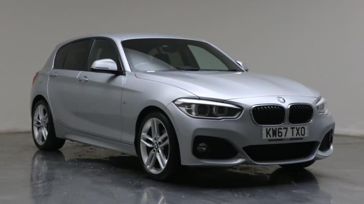 2017 used BMW 1 Series 2L M Sport 118d