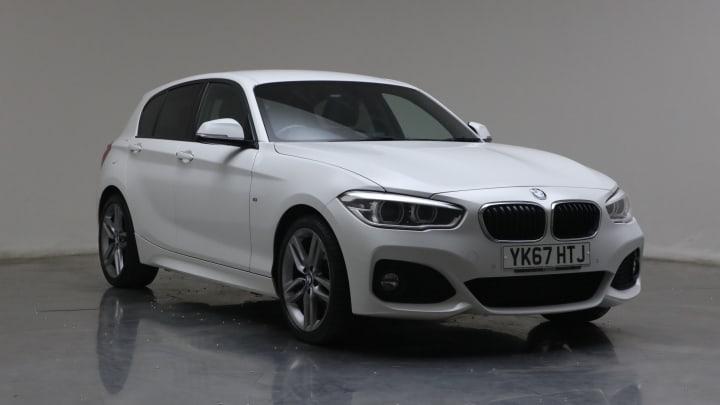 2018 Used BMW 1 Series 2L M Sport 118d