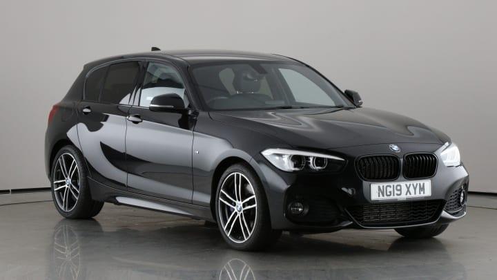 2019 used BMW 1 Series 2L M Sport Shadow Edition 118d