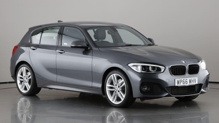 2016 used BMW 1 Series 2L M Sport 125d
