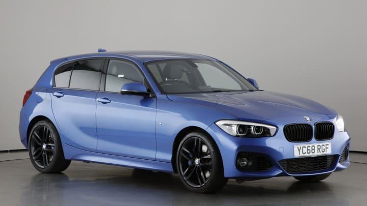 2019 used BMW 1 Series 1.5L M Sport Shadow Edition 116d