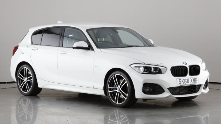 2018 used BMW 1 Series 1.5L M Sport Shadow Edition 116d