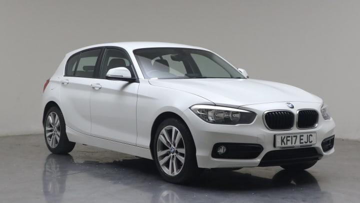 2017 used BMW 1 Series 1.5L Sport 116d