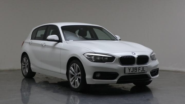 2019 used BMW 1 Series 1.5L Sport 116d