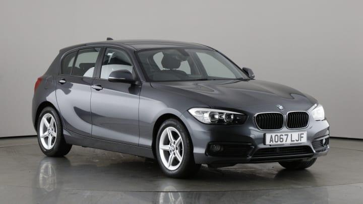 2017 used BMW 1 Series 1.5L ED Plus 116d