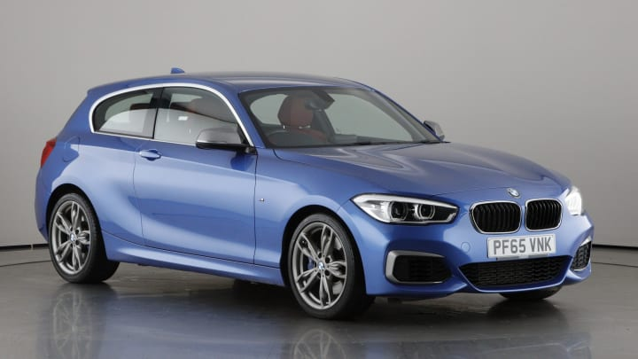 2015 used BMW 1 Series 3L M135i