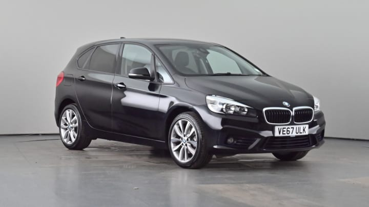2017 used BMW 2 Series Active Tourer 1.5L Sport 216d