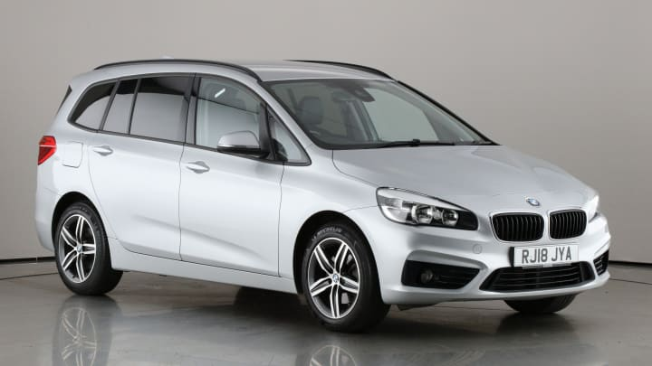 2018 used BMW 2 Series Gran Tourer 2L Sport 218d