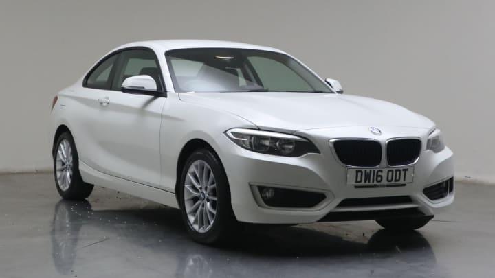2016 used BMW 2 Series 1.5L SE 218i