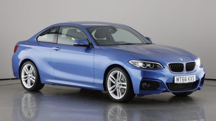 2016 used BMW 2 Series 1.5L M Sport 218i