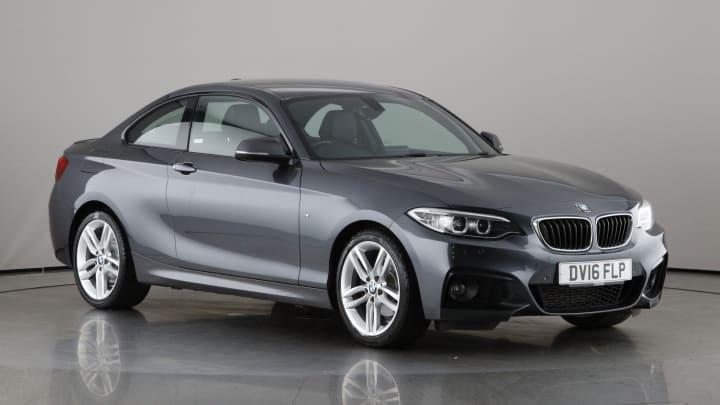 2016 used BMW 2 Series 2L M Sport 220d