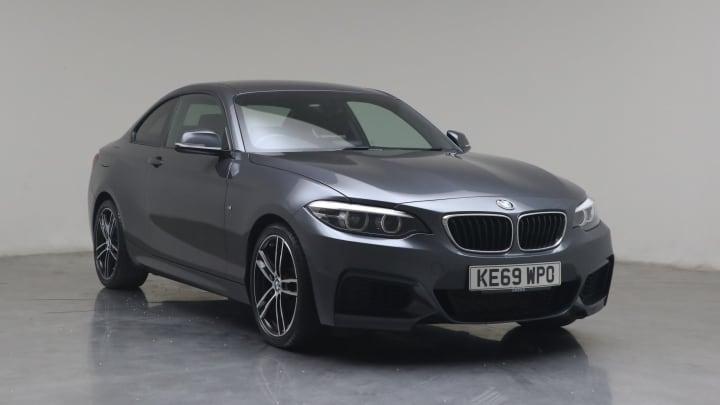 2020 used BMW 2 Series 1.5L M Sport 218i