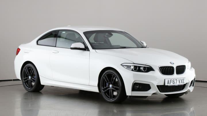 2017 Used BMW 2 Series 2L M Sport 220i