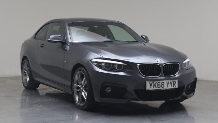 2018 used BMW 2 Series 2L M Sport 220i