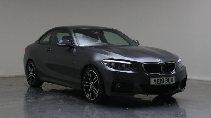 2019 used BMW 2 Series 2L M Sport 218d