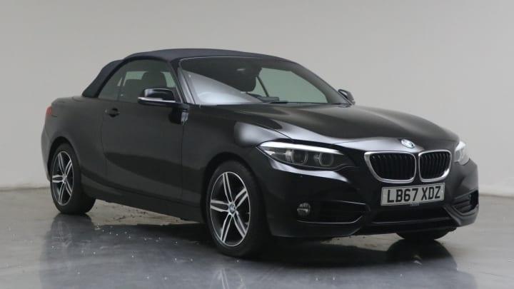 2018 used BMW 2 Series 1.5L Sport 218i