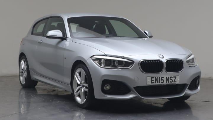 2015 used BMW 1 Series 1.6L M Sport 118i
