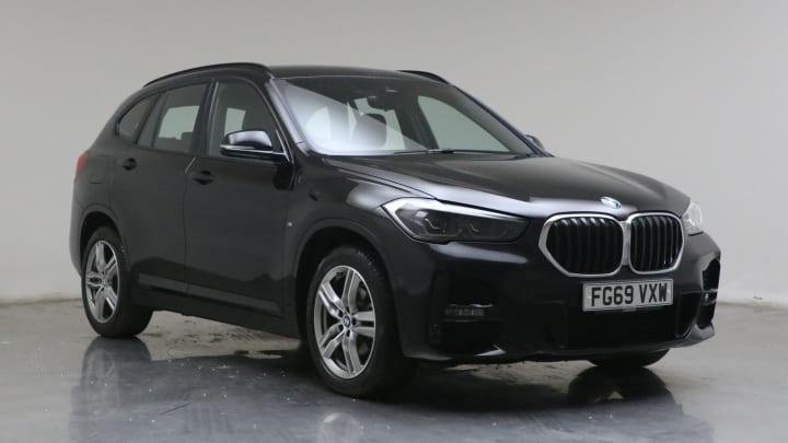 2019 used BMW X1 1.5L M Sport 18i