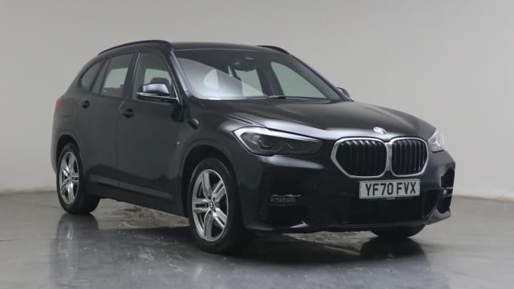 2020 used BMW X1 2L M Sport 18d