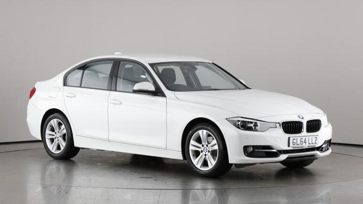 2014 used BMW 3 Series 2L Sport 320i