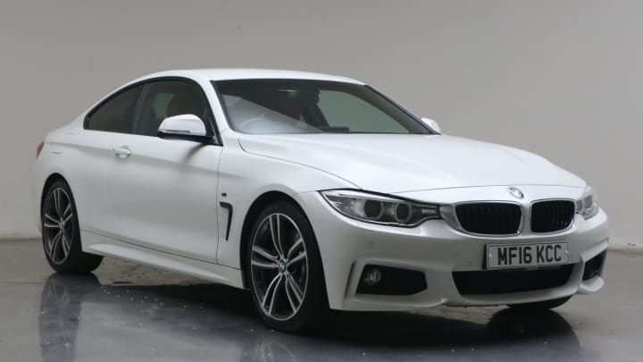 2016 used BMW 4 Series 2L M Sport 428i