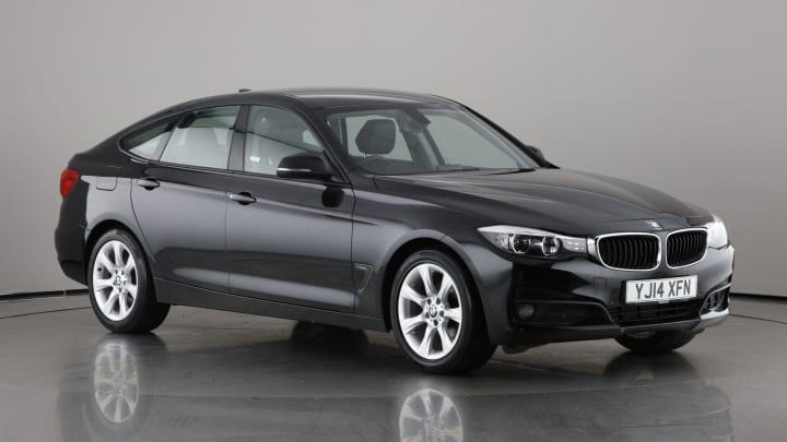 2014 used BMW 3 Series Gran Turismo 2L SE 320d