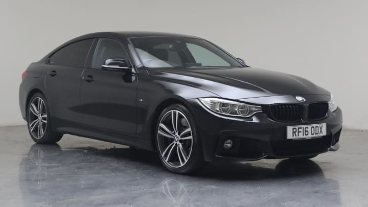 2016 used BMW 4 Series Gran Coupe 3L M Sport 440i
