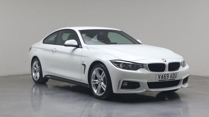 2020 used BMW 4 Series 2L M Sport 420i