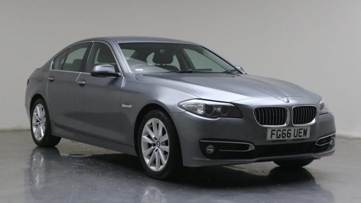 2016 used BMW 5 Series 2L Luxury 528i