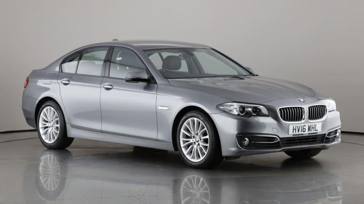 2016 used BMW 5 Series 2L Luxury 525d