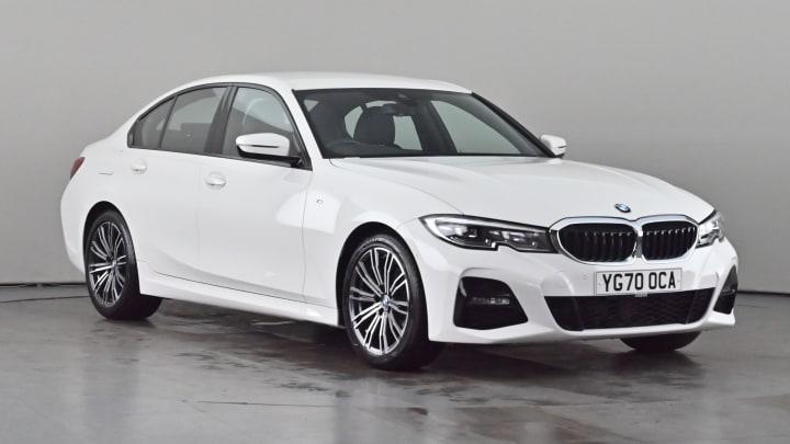 2020 subscription BMW 3 Series 2L M Sport 320i
